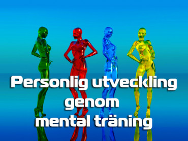 Personlig utveckling genom mental träning